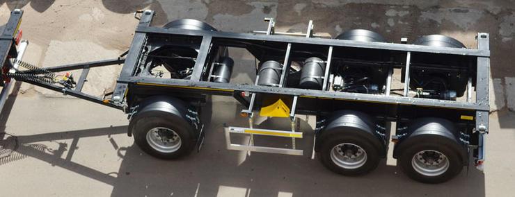 Прицеп грузовой PR-27Р